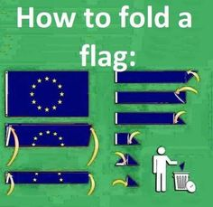 how do you fold a flag military style