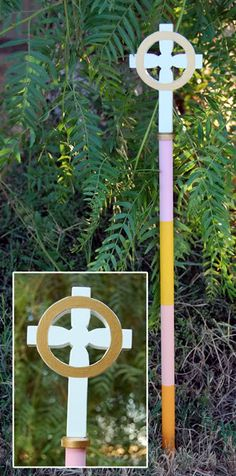 Golden Dawn :: Rose Cross Wand image by xeker - Photobucket