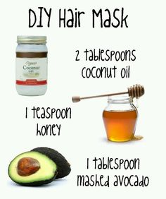 Hair mask not to eat this time
