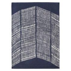 Nate Berkus� Area Rug - Blue/Shell (5'x7')