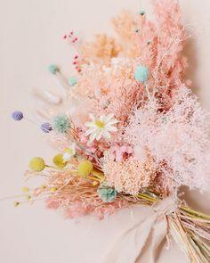 """everbloome ™ on Instagram: """"hattie she is a firecracker"""" Happy Flowers, Real Flowers, Pretty Flowers, Dried Flowers, Dried Flower Arrangements, Gypsophila, Firecracker, Star Flower, How To Preserve Flowers"""