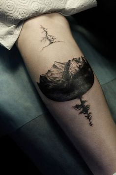 #HANDWOOD  #Familly Ink Tattoo