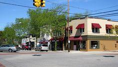 DeWitt, Michigan - Main Street by Eridony, via Flickr