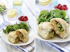 Homemade Cheesy Ham and Broccoli Calzone Recipe to use up Leftover Easter Ham Leftover Ham Recipes, Leftovers Recipes, Lunches And Dinners, Entrees, Easter Ham, Brocolli, Chicken Broccoli, Cheesy Chicken