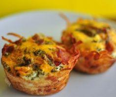 De lekkerste breakfast muffins