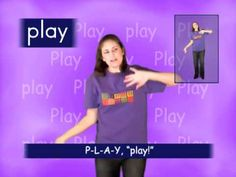 Kindergarten Sight Word - Play song