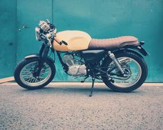 My Astor Orcal custom by 56 Motorcycles