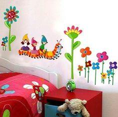 Decoraci n de local de ropa infantil vidrieras - Decoracion habitacion ninos ...