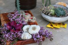 the most beautiful mexico-inspired decor by holly flora at my bridal shower last spring