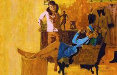 60's illustrations