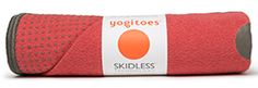 Yogitoes® MAT SIZE Towels - CLAY