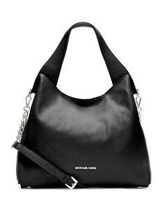 MICHAEL Michael Kors  Large Devon Shoulder Tote. Mk Handbags, Handbags Michael Kors, Designer Handbags, Designer Bags, Brown Handbags, Cheap Handbags, Handbags Online, Cheap Michael Kors, Michael Kors Black