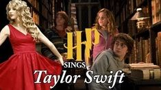 """Harry Potter"" Characters Saying The Words To Taylor Swift's ""We Are Never Getting Back Together"" Is Everything You Need"