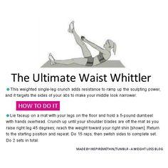 The Ultimate Waist Whittler