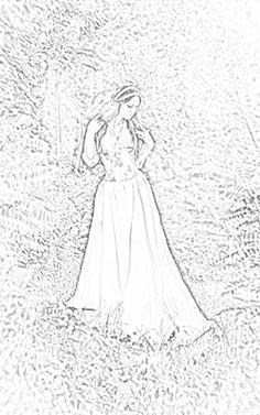 Styxx Sketchbook: My Bethany Chronicles Of Nick, Sherrilyn Kenyon, Dark Hunter, Hunters, The Darkest, Aurora Sleeping Beauty, Disney Princess, Disney Characters, Sketch