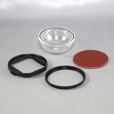 DWSCUBADOME7 - 7 Deep Water Patent Pending GoPro Dome Convertors