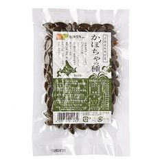 Hokkaido Wasami (Wasamimi) We pumped pumpkin seeds from the town, without fried salt and without roasting salt. It contains dietary fiber, zinc, iron, vitamin B1, vitamin E abundantly.