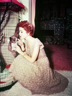 Vintage Glamour Girls: Debra Paget