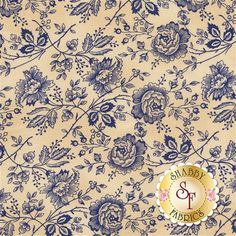 French Country FCOU367-E by Sara Morgan for P&B Textiles