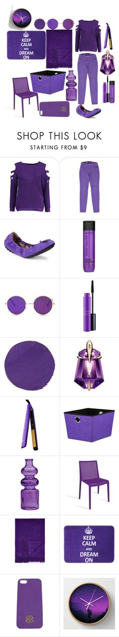 """Untitled #268"" by yasm-ina ❤ liked on Polyvore featuring Boohoo, J Brand, Tod's, Matrix Biolage, MAC Cosmetics, Illamasqua, Thierry Mugler, Royale, Sunbeam and Cultural Intrigue"