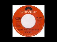 Lee Dorsey - Freedom For The Stallion (1971) - YouTube