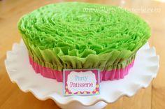 Cake pop holder idea