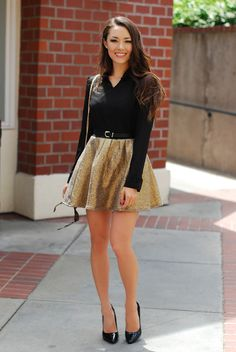Hapa Time - a California fashion blog by Jessica - new fashion style - 2013 fashion trends: The Gilded Age