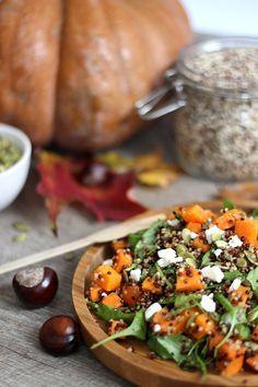 Blog Cuisine & DIY Bordeaux - Bonjour Darling - Anne-Laure: Salade d'octobre
