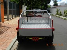 menor pick-up para 500kg - 2,55mt (smaller pick-up for 500kh - 2,55mt)