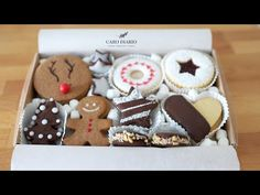 BISCOTTI DI NATALE FACILI E VELOCI | EDIZIONE SPECIALE PER LE FESTE - YouTube Biscuits, Christmas Time, Xmas, Gingerbread Cookies, Food And Drink, Cooking Recipes, Yummy Food, Sweet, Desserts