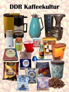 DDR Kaffeekultur