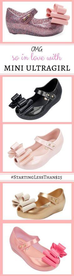 "2-1//4/""L CUTEST Babydoll Shoes Crib style White W//Red Trim Baby Dolls"