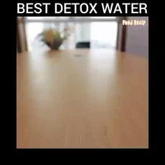 Best detox water.
