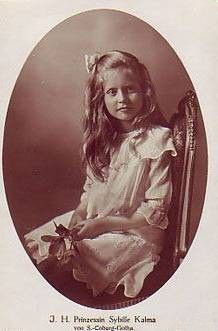 Kronprinzessin Sybilla von Sweden, Crownprincess of Sweden by Miss Mertens, via Flickr