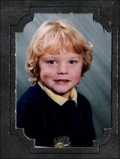 Baby Conor Maynard
