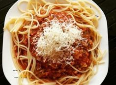 What To Cook, Bon Appetit, Spaghetti, Food And Drink, Pizza, Cooking Recipes, Eat, Ethnic Recipes, Halloween