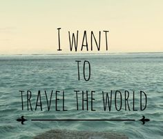 Travel the world! 5 redenen om te reizen