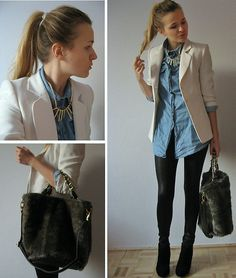 Baby, I'm gonna leave you (by Monika Siennicka) http://lookbook.nu/look/3016573-baby-I-m-gonna-leave-you