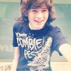 Chandler Riggs.