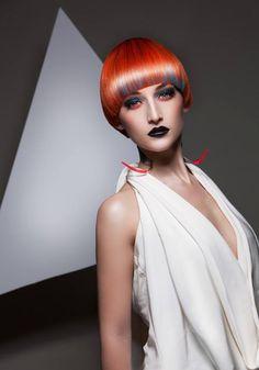 ¡Feliz viernes... a todo color! #Hair: Wayne Lloyd Visto en Hair's How