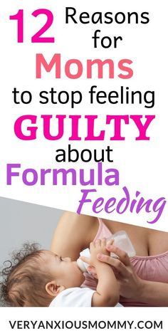 12 Reasons for Moms to Stop Feeling Guilty About Formula Feeding, Breastfeeding . - 12 Reasons for Moms to Stop Feeling Guilty About Formula Feeding, Breastfeeding … – Formula Feeding Newborn, Bottle Feeding Newborn, Breastfeeding And Formula Feeding, Formula Fed Babies, Stopping Breastfeeding, Infant Formula, Baby Feeding Chart, Baby Feeding Schedule, Newborn Schedule