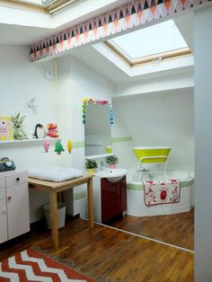 Amazing kid's bathroom - Design Sponge