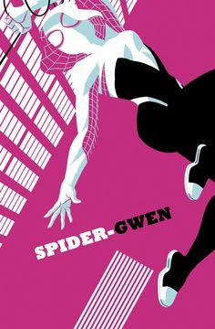 Spider-Gwen #5 Variant - Michael Cho