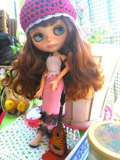 Blythe doll custom por RosDolls de BlytheaLaLuNa en Etsy