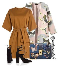 """""""Spring"""" by yade-adamma on Polyvore featuring MSGM and Valentino"""