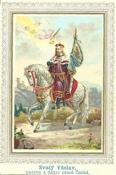 28 Septembre : Saint Wenceslas, Duc de Bohême, Martyr († 936)