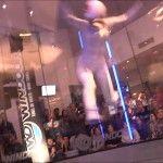 Der neuste Schrei: Tanzen & Akrobatik im Windkanal