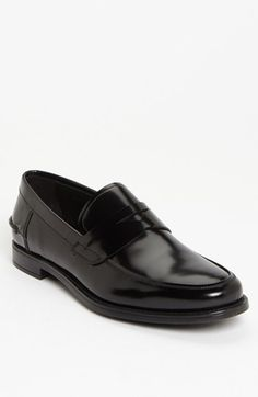 Prada Penny Loafer available at #Nordstrom