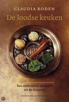 De Joodse Keuken ( The Jewish Kitchen, Dutch) by Claudia Roden
