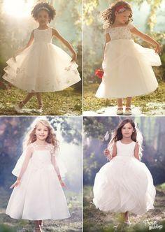 Disney princess flower girl dresses! * like a dream-come-true*